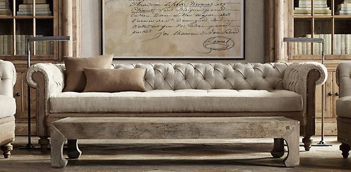 Inhouse Classic Sofa 26
